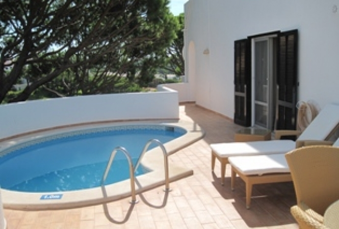 2 Bedroom With Plunge Pool- Vale do Lobo