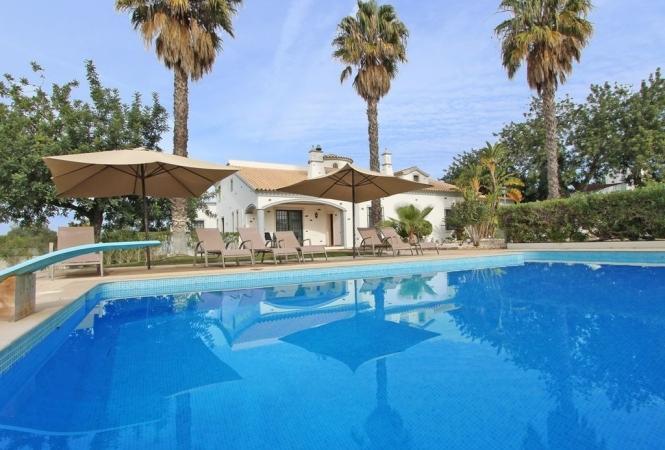 5 Bedroom Villa - Casa Rosa -Almancil